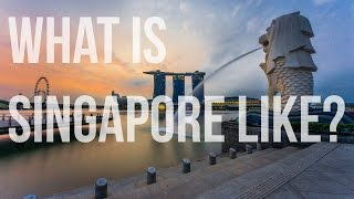 Download What is Singapore like? Video