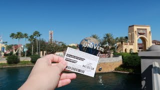 Download Universal Studios Orlando Express Pass Experience Video