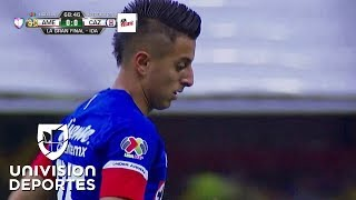 Download Resumen completo: América 0 vs. 0 Cruz Azul Final Ida Apertura 2018 Video