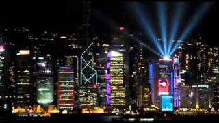 Download Victoria Harbour Light Show - Hong Kong Impressions Video