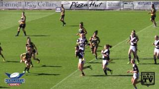 Download Highlights Ladies League Tag Round 2 Macquarie v Maitland Video