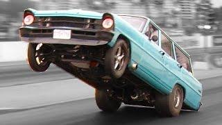 Download TT Wheelie Wagon - 7 Second STREET CAR! Video