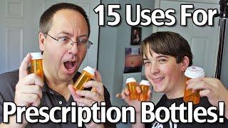 Download 15 Uses For Prescription Bottles Video