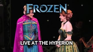 Download Frozen: Live at the Hyperion - Disney California Adventure - HD Video
