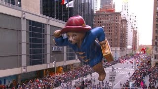 Download Thanksgiving Day Parade highlights Video