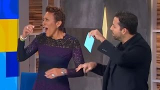 Download David Blaine Magic Tricks on 'GMA' Video