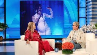 Download Cardi B Showed Ellen How She Got Pregnant Video