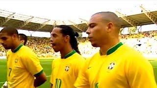 Download Quando Dava Medo Da Seleção Brasileira com Ronaldinho Gaúcho, Ronaldo, Adriano ... Video