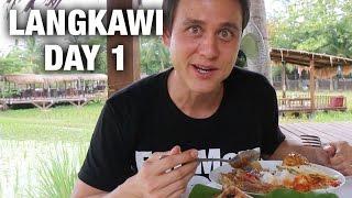 Download Flying from Bangkok to Langkawi, Malaysia (Day 1) Video