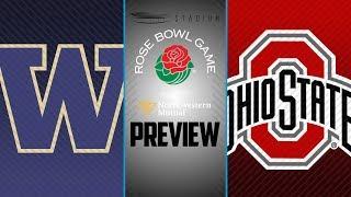 Download Rose Bowl Preview: Washington vs. Ohio State | Stadium Video