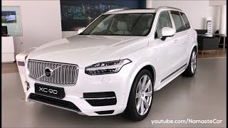 Download Volvo XC90 Excellence/R-Design 2017 | Real-life review Video