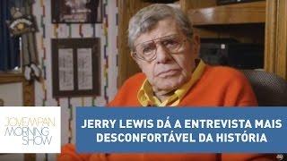 Download Jerry Lewis dá a entrevista mais desconfortável da história | Morning Show Video