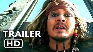 Download PIRATES OF THE CARIBBEAN 5 - Jack Imprisoned + Guillotine Clips (2017) Disney Movie HD Video
