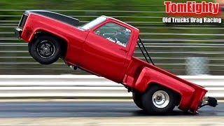 Download Old Trucks Drag Racing Video