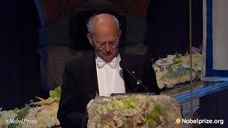 Download Nobel Banquet speech by Rainer Weiss, Nobel Prize in Physics 2017 Video