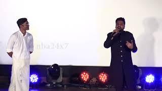 Download Simbhu reveals that he teased Dhanush in early stage of his Career | Sakka Podu Podu Raja | nba 24x7 Video
