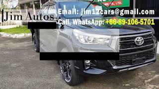 Download 2018 2019 Toyota Hilux Revo Rocco Smart Cab Black Cheapest Price Video