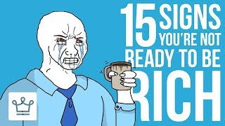 Download 15 Signs You're Not Ready To Be RICH Video