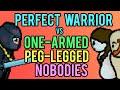 Download Perfect Warrior vs 18 Naked Nobodies - Is Armor Broken? (RimWorld Versus / Duel) Video