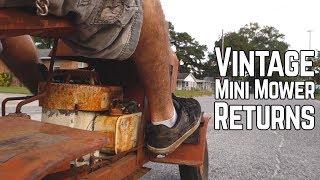 Download The 60's Mini Mower Returns! Belts, Slicks & Riding: Ike's Adventures Video