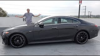 Download The 2019 Mercedes-Benz CLS Is a Gorgeous Sport Sedan Video