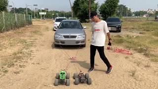Download 遙控車拉車子 Video