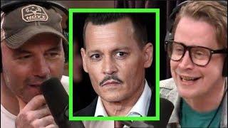 Download Joe Rogan & Macaulay Culkin on Johnny Depp Video