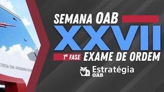 Download Semana OAB XXVII Exame de Ordem: Direito Penal - Prof. Renan Araujo Video