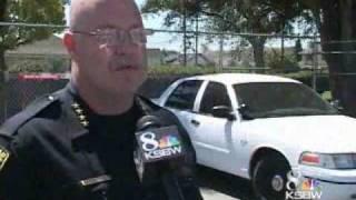 Download Soledad Man Makes Car Look Like Police Car, Gets Arrested Video