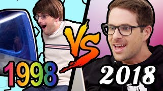 Download 1998 VS 2018 Video