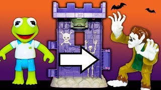 Download Muppet Babies open Scooby Doo's Spooky Lunchbox with Incredibles Baby Jack Jack Video