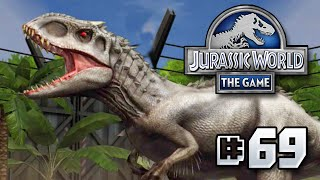 Download INDOMINUS REX & HYBRIDS + GIVEAWAY!! || Jurassic World - The Game - Ep 69 HD Video