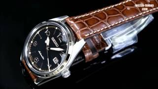 Download SEIKO PRESAGE LimitedEdition SARX031 セイコー プレサージュ メカニカル 自動巻腕時計60周年記念限定モデル Video