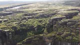 Download Angel Falls Canaima Venezuela - Overflight to the falls P1 Video