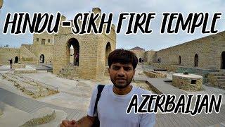 Download HINDU FIRE TEMPLE IN AZERBAIJAN Video
