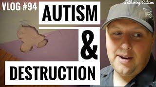 Download Lets Talk For A Bit | Autism And Destruction | Fathering Autism Vlog #94 Video