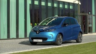 Download 2017 Renault Zoe with new Z.E. 40 battery Video