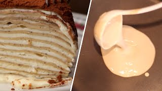 Download Tiramisu Crepe Cake Review- Buzzfeed Test #48 Video