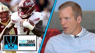 Download NFL Draft 2019: Chris Simms' Top 5 Running Back Rankings | Chris Simms Unbuttoned | NBC Sports Video