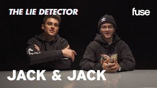 Download Jack & Jack Take a Lie Detector Test: Would They Be Better Off Solo? | Fuse Video