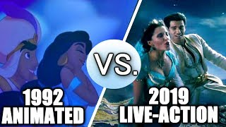 Download Aladdin (1992 vs 2019) - Song Comparison Video