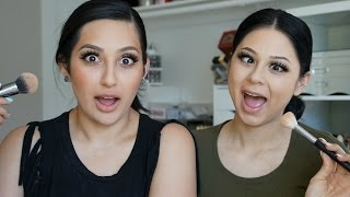 Download 5 MINUTE MAKEUP CHALLENGE WITH jen ny69 | BeautyyBird Video