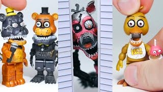 Download BRICK 101 FNAF roleplay compilation | LEGO + McFarlane Toys Five Nights at Freddy's highlights Video