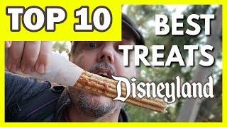 Download Top 10 Disneyland Treats | Fresh Baked Top 10 Video