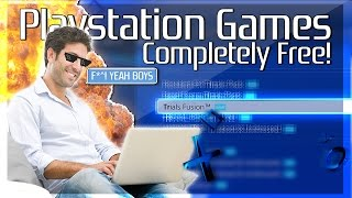Download How To Get FREE PS4 & PS3 Games - FREE PSN FULL GAMES Tutorial No Credit Card Working November 2016 Video