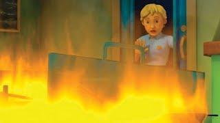 Download Fireman Sam US NEW Episodes | Superhero Sam! - 40 Minutes Adventure! 🚒 | Cartoons for Children Video