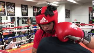 Download Rolly Vs Ryan Garcia Video