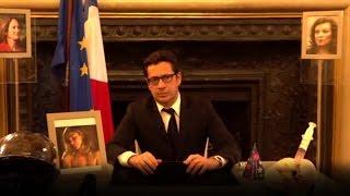 Download 2017 : Laurent Gerra imite les voeux de François Hollande Video