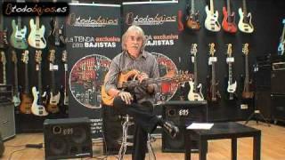 Download (1/3) CARLES BENAVENT en TODOBAJOS TV: Introducción al flamenco I Video