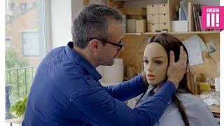 Download Could a robot replace a human relationship? - BBC Three Video